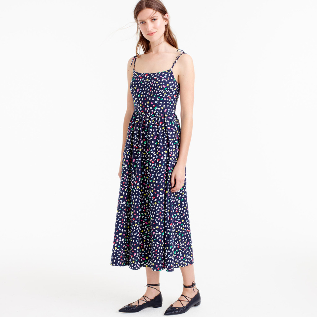 Want it on Wednesday: The Perfect Polka Dot Sundress
