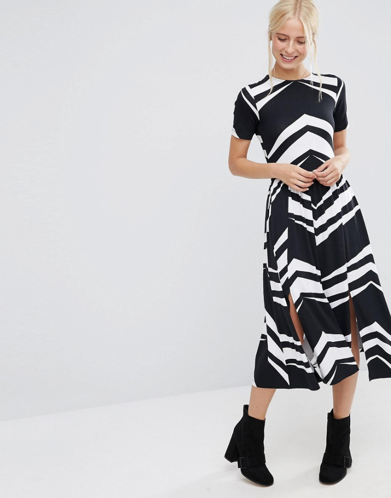 Want it on Wednesday: Another Badass Midi Dress for My Expanding Collection