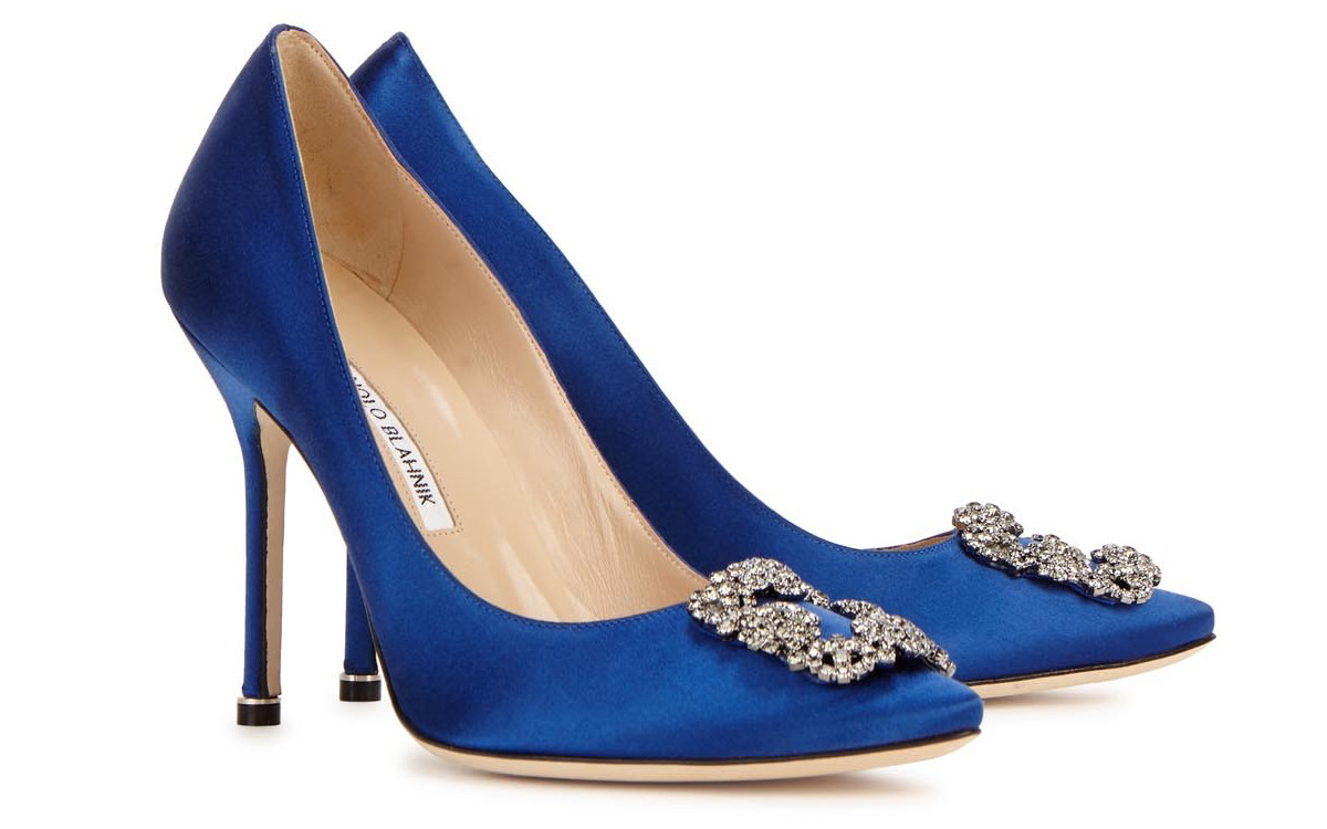 Will Any Wedding Shoes Beat My Love for the Manolo Blahnik Hangisi?