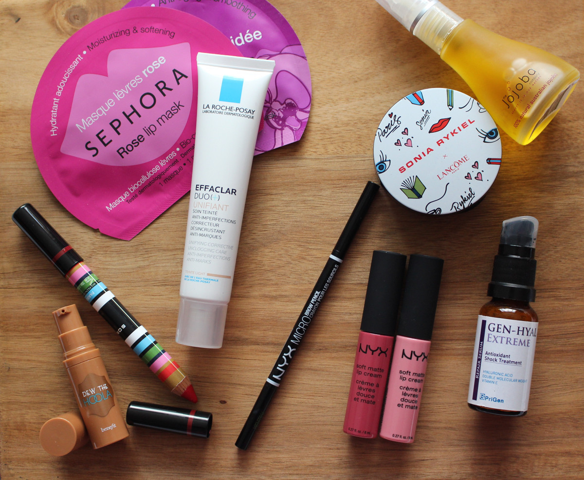 8 Things I've Been Throwing on My Face to See What Sticks