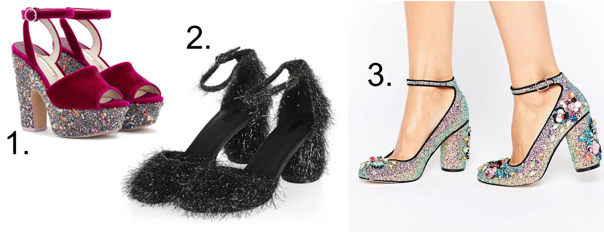 3 Embellished Shoes Your Feet Want to Party in