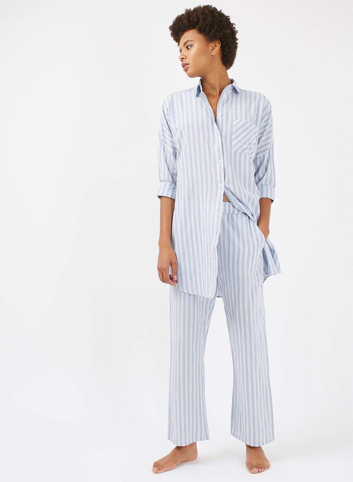 topshop-stripe-pyjamas