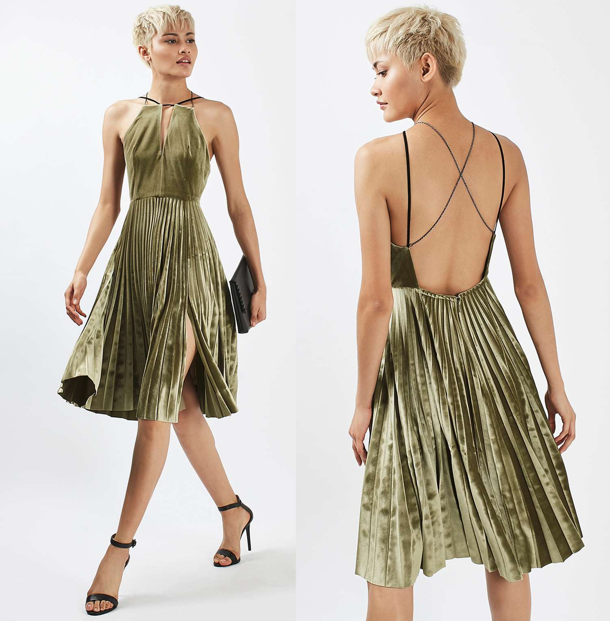 topshop-velvet-pleat-dress