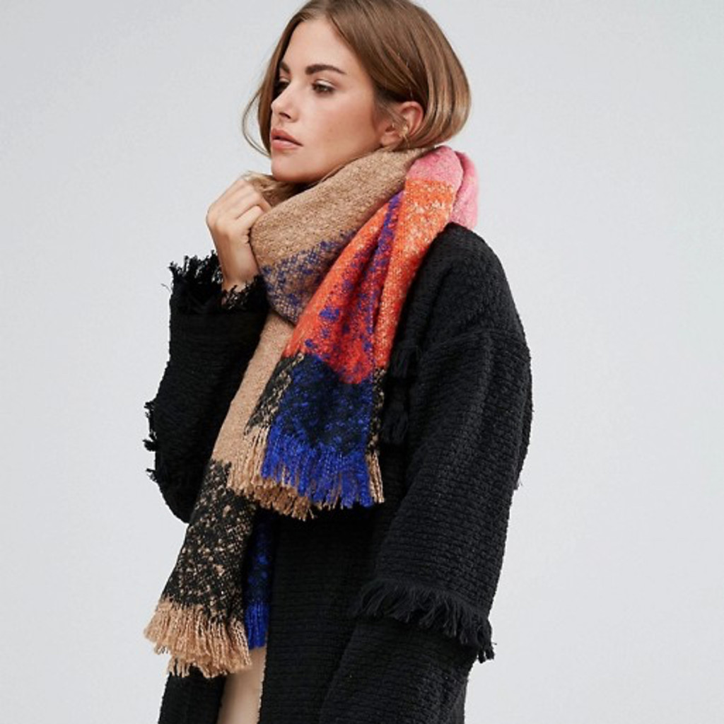 Want it on Wednesday: A Giant Blanket Scarf