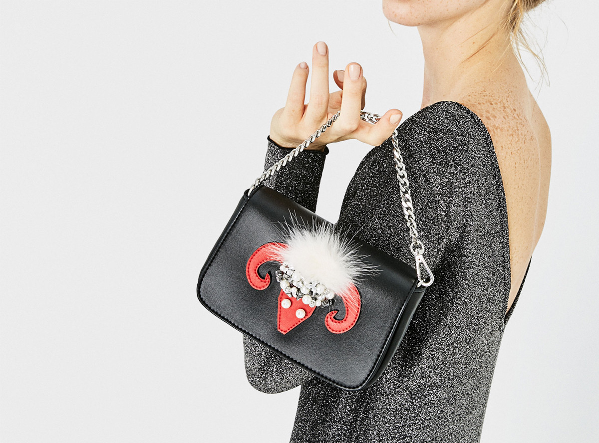 Want it on Wednesday: The Zara Jewel Bag to Channel My Inner Capricorn