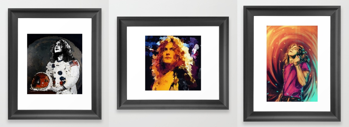 Want it on Wednesday: A Little Slice of Robert Plant