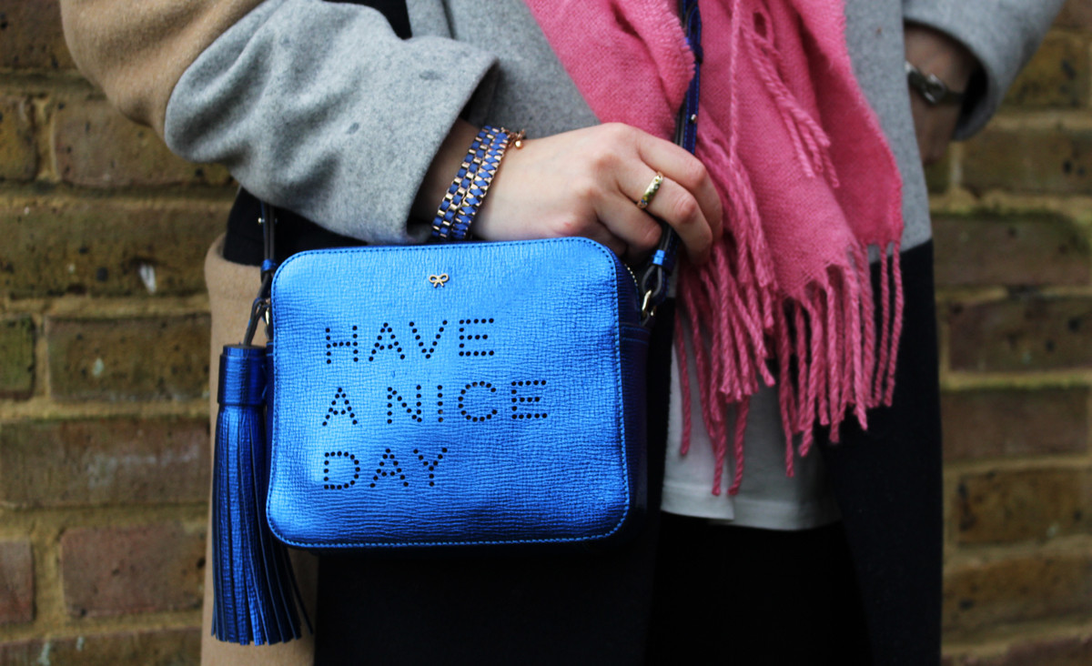 The Dream Anya Hindmarch Bag That Gives Me My Daily Motivation