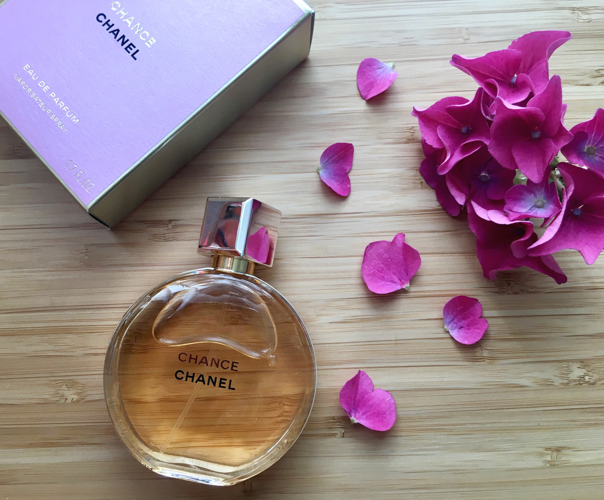 Choosing My Wedding Fragrance; It Was Always Going to Be Chanel