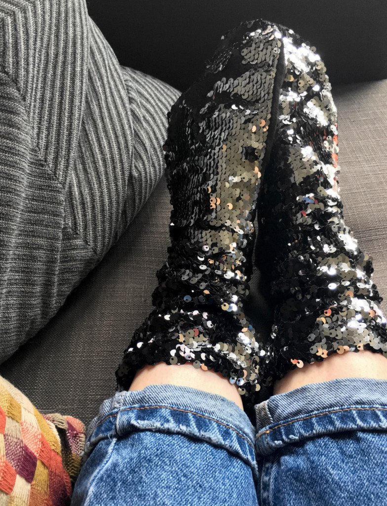 Sequin Socks Are a Thing and I Love Them