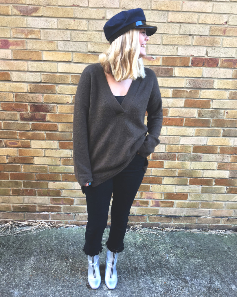 The H&M Jumper That is The Queen of Loungewear