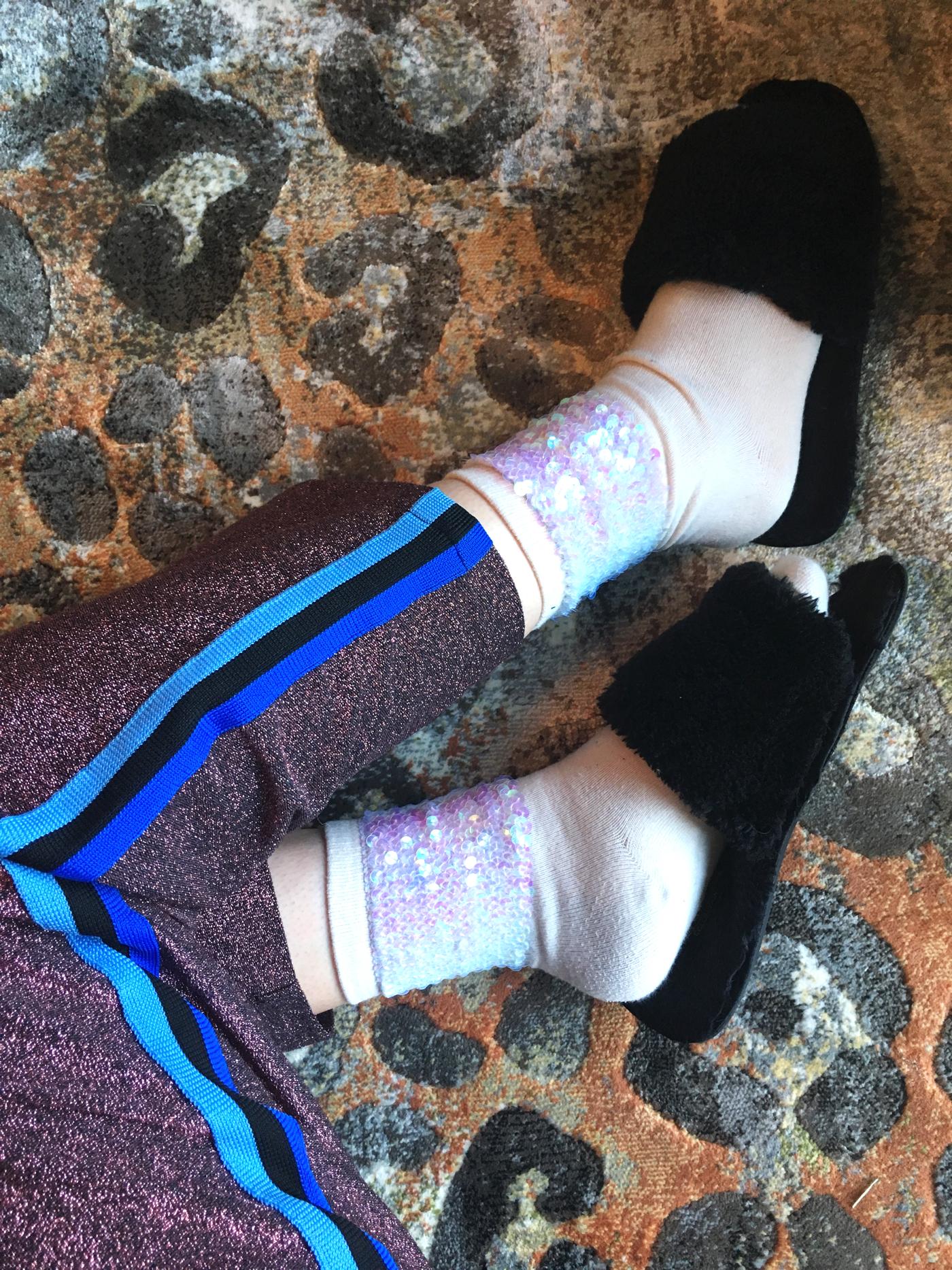 sequin-socks